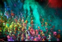 Colours / by Alamy