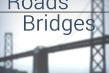 Road & Bridge Inspection App / Road and Bridge Inspectors! Finally there is an app to conduct road&bridge inspections without having to drag your laptop and camera.  - create road&risk assessment inspections - inspect road segments, concrete roads, parking lots - collect data on concrete bridge deck&routine condition bridge inspections - make bridge calculations - save data on your device - share custom PDF&Excel reports  The app is 100% customizable. https://itunes.apple.com/app/id747933239 http://bit.ly/1txadme