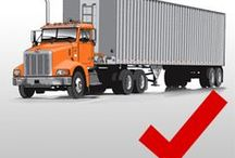 Truck Inspection App / The app includes a detailed inspection form that allows to check components and assemblies of trucks, indicate if something needs be looked at or repaired. As soon as the inspection form is completed, it gets saved locally on device and there is a PDF and an Excel file generated. These files can be printed and shared via email, text message, cloud storages https://play.google.com/store/apps/details?id=com.snappii_corp.truck_inspection_app