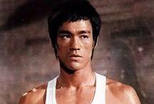 *[HK] Bruce Lee 李小龙 (Lee Jun-fan) / November 27, 1940 - July 20, 1973 / by Pinterest
