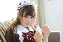 *[JP] Maid / by Pinterest
