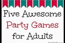 Adult Party Games / Just adult fun games to play at adult parties, when you are really tired of your teens lame ideas ;)