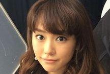 *[JP] Mirei Kiritani 桐谷 美玲 (きりたに みれい) / 16th December 1989 / by Pinterest