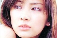 *[JP] Keiko Kitagawa 北川 景子 (きたがわ けいこ) / 22nd August 1986 / by Pinterest