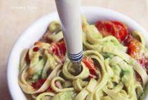 Pasta Lover / Gluten & grain-free pasta recipes. / by Raia's Recipes