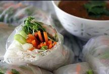 Asian Inspired / Gluten & grain-free Asian food. / by Raia's Recipes