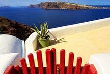 Places  / by Carolina Mujica Grizzetti