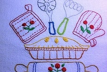 Embroidery/Sewing!