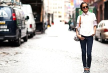 Street Style: New York / by Brian Atwood