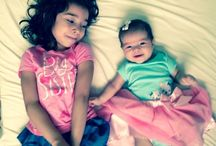 My daughterS!! / Fun to be a girl! / by Dolores Cerezo