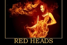 Red and Proud! / Being a redhead is a love/hate relationship