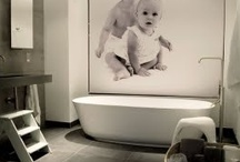 Bathrooms / by Adrienne Fisher
