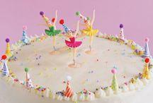 Kids   cakes / Taart, taart en nog eens taart. Voor feestjes, verjaardagen, of zomaar....