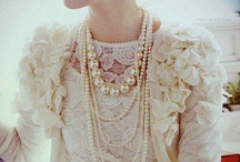Pearls & Lace ♥