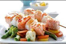 Fish & Seafood ♥