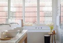 bathrooms / Interiors