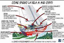 Sailing Cartoons