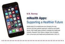 Salud Digital / Aquí compartimos las imágenes, infografías, gráficos y vídeos de salud digital y móvil que nos resultan interesantes. / by Campus Sanofi