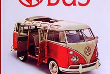 Art: VW Bus / by Roger Miller