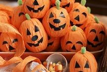 Halloween ideas / by Nettifer Watts