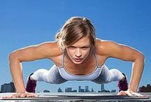 Workouts / FITNESS Magazine's favorite toning exercises and cardio routines! / by FITNESS Magazine