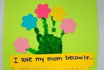 mothers day / by Nettifer Watts