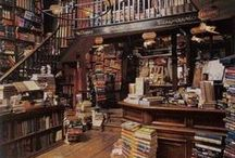Where Books Live / A book lover's second home.