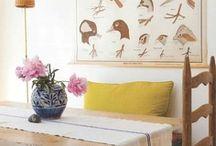 Deco / Decoración de interiores  Interior Design  / by Soledad do Pico