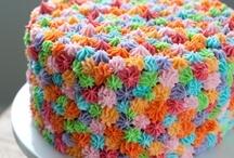 cakes / by Nettifer Watts