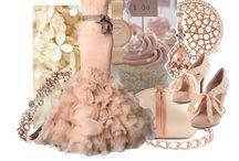 The Knotty Bride- The Dress / by Jennifer West