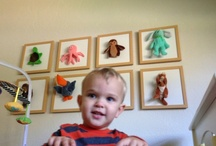 Don't Forget About the Kids! / Colors and inspirations for kids rooms.