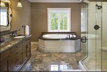 Dream Home- Baths / by Jennifer West