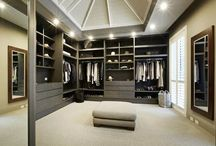 Dream Home- Closets / by Jennifer West