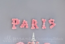 Paris Birthday / by Nettifer Watts