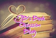 JB's Book Obsession Blog Books **** / This is all about the books I read and review on Good Reads and my blog.  I love to get caught up in a good book