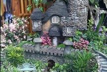 Fairies & Fairy Gardens / by Risa Westhoff