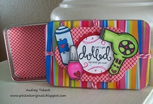 Sweet Friends / A board for all of our Sweet Friends to share their creations made with the SWEETEST stamps around! :-) / by Sweet Stamp Shop