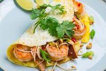 Recipe/Food Ideas / by Risa Westhoff