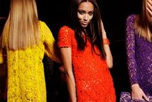 SPRING + SUMMER / runway looks and such / by Serena Goh