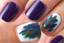 Nails / by Risa Westhoff