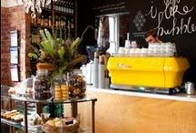 Cafe style / Cafe culture - food, service, design
