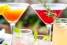 Low-Cal Cocktails / Indulge in a tasty drink without wrecking your waistline.