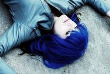 Cobalt Dream / I'm going through my own blue period.