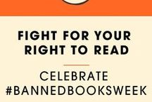 Banned Books Week / All of these books have been challenged, restricted, removed, or banned in schools and libraries across the country. Read them. We dare you.  Learn more about Banned Books Week: http://bit.ly/19xPqSv