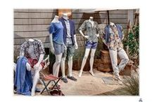 Press Preview - Spring 2014 / by Brooks Brothers