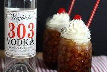 Wet Your Whistle! / Some fun and yummy alcoholic drink recipes / by Kristina Winship