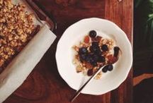 Healthy Eats | Breakfast / by Tessa Curtis