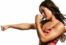 Upper-Body Workouts / Exercises to firm up your top half, so you're always ready to go sleeveless.  / by FITNESS Magazine