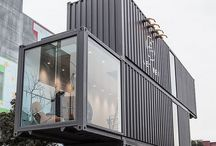 Shipping Container Design / Shipping container living