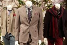 Red Fleece Fall 2014 / A new take on classic prep  / by Brooks Brothers